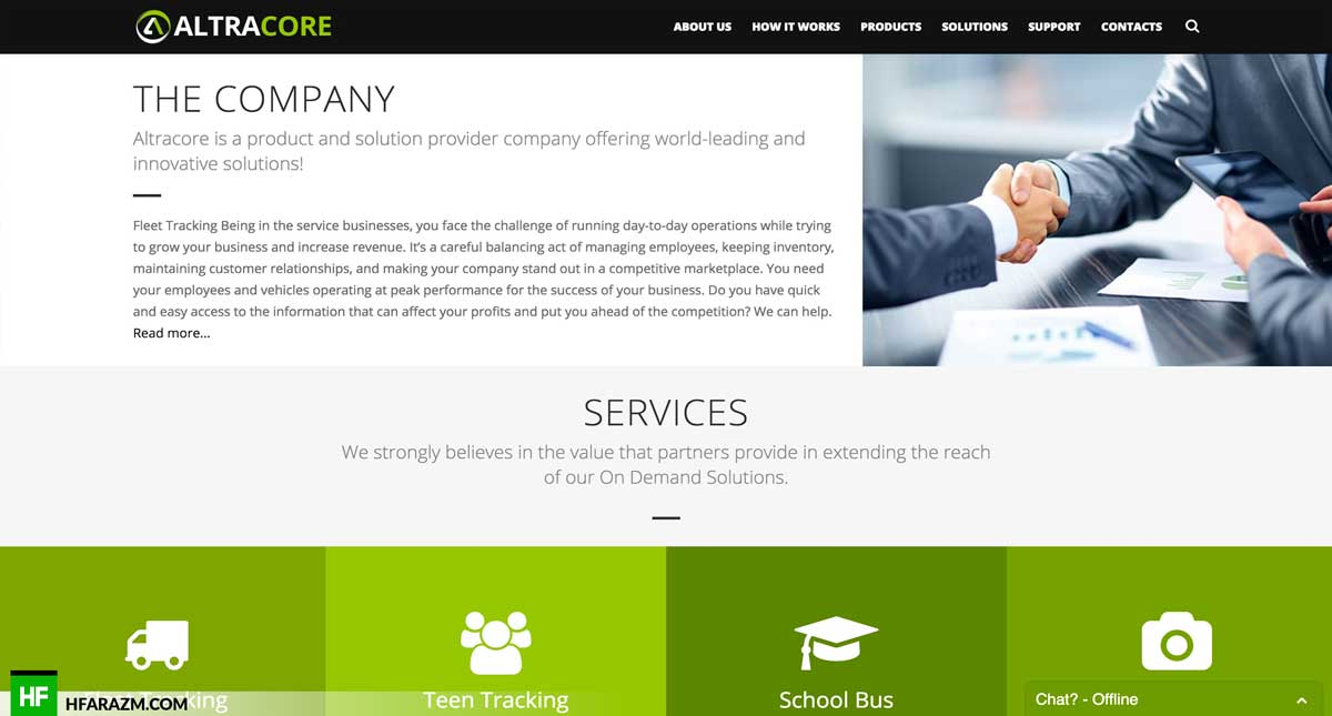 altra-core-about-section-web-design-development-seo-portfolio-hfarazm