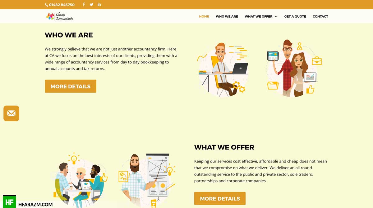 cheap-accountants-home-page-web-optimization-website-review-portfolio-hfarazm