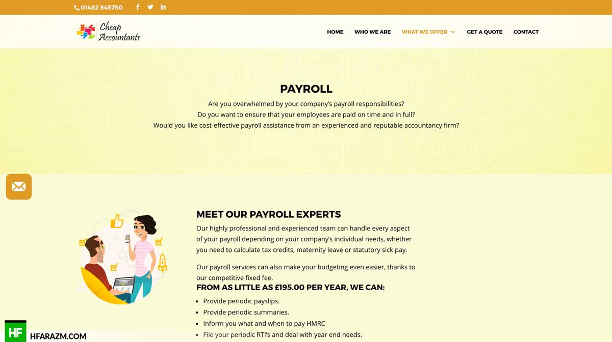 cheap-accountants-service-page-web-optimization-website-review-portfolio-hfarazm