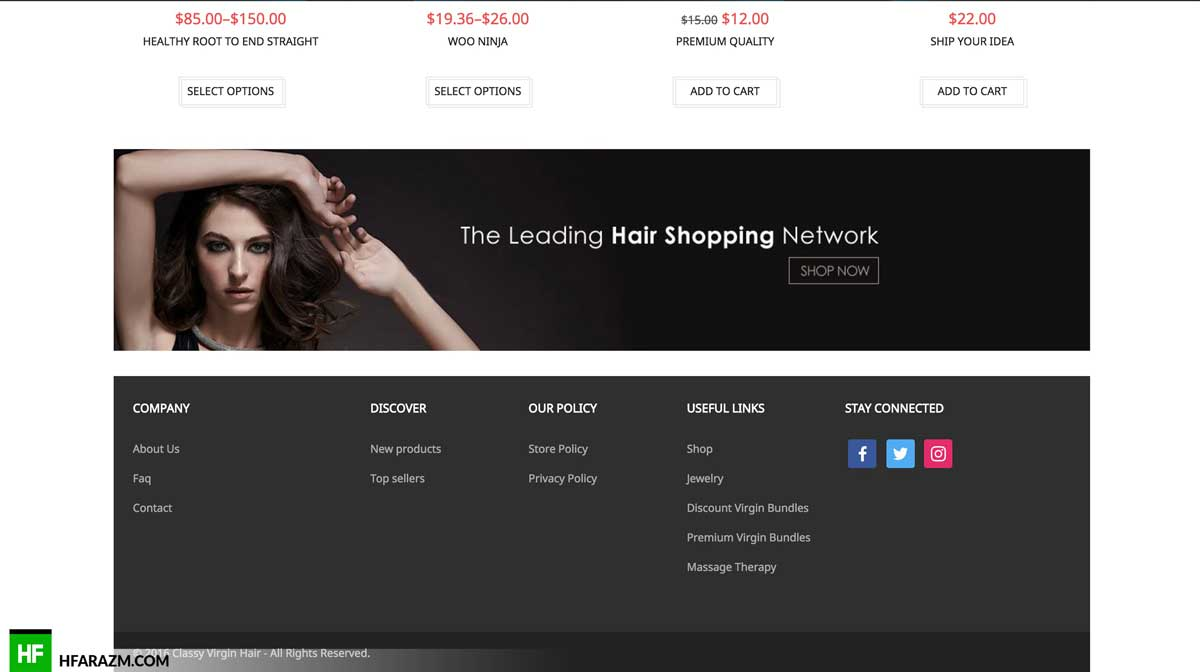 classy-virgin-hair-footer-section-web-development-portfolio-hfarazm