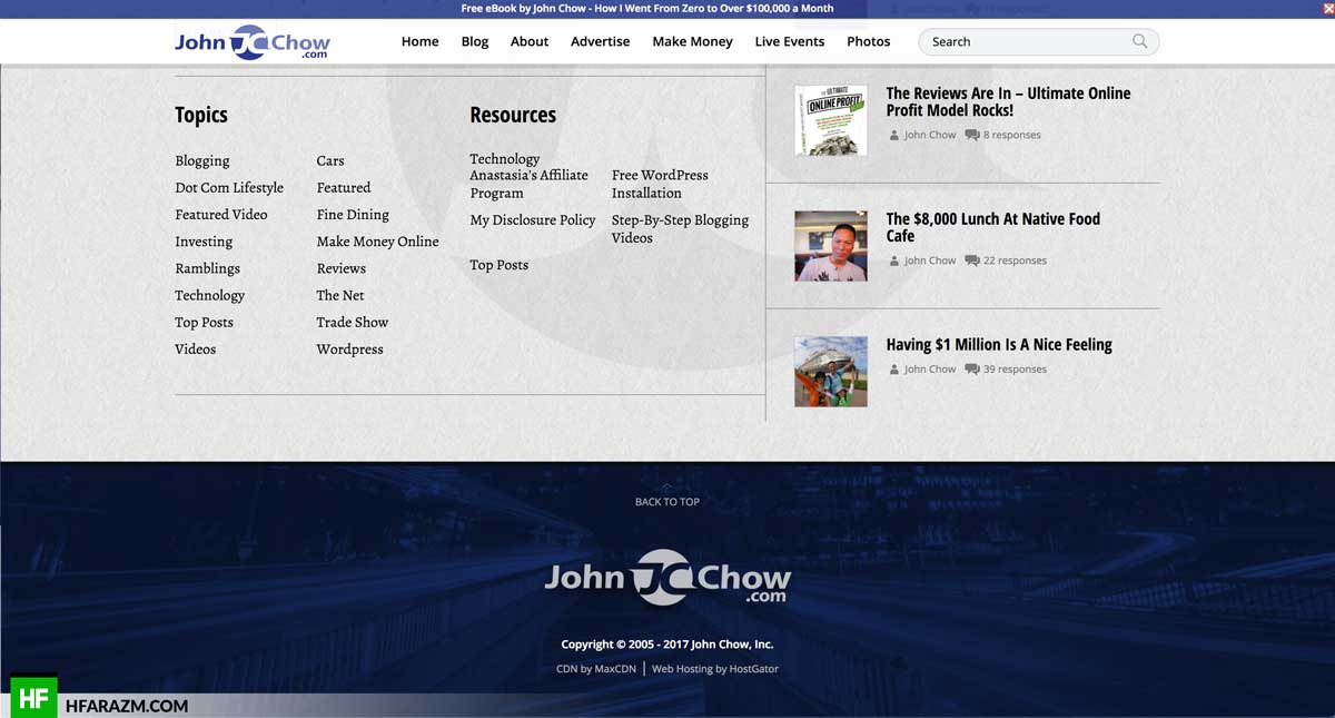 john-chow-footer-section-web-optimization-seo-website-review-portfolio-hfarazm