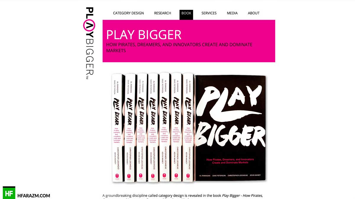 play-bigger-book-page-web-design-development-seo-optimization-security-portfolio-hfarazm