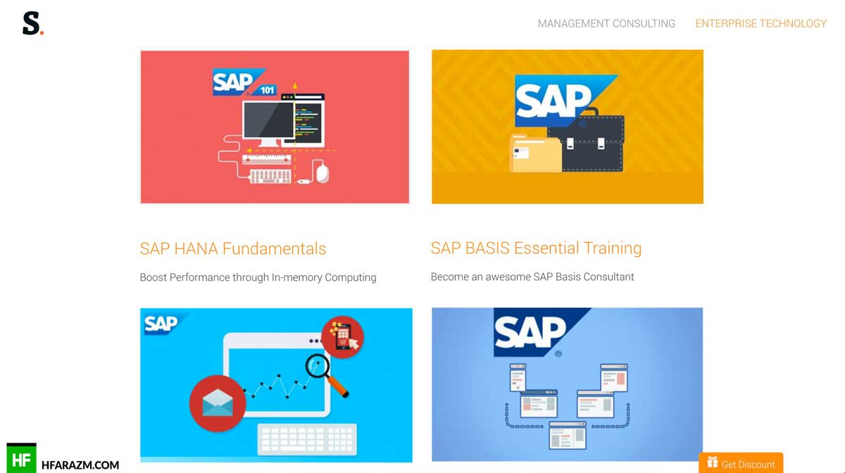 sap-brief-enterprise-technology-page-web-design-development-optimization-portfolio-hfarazm