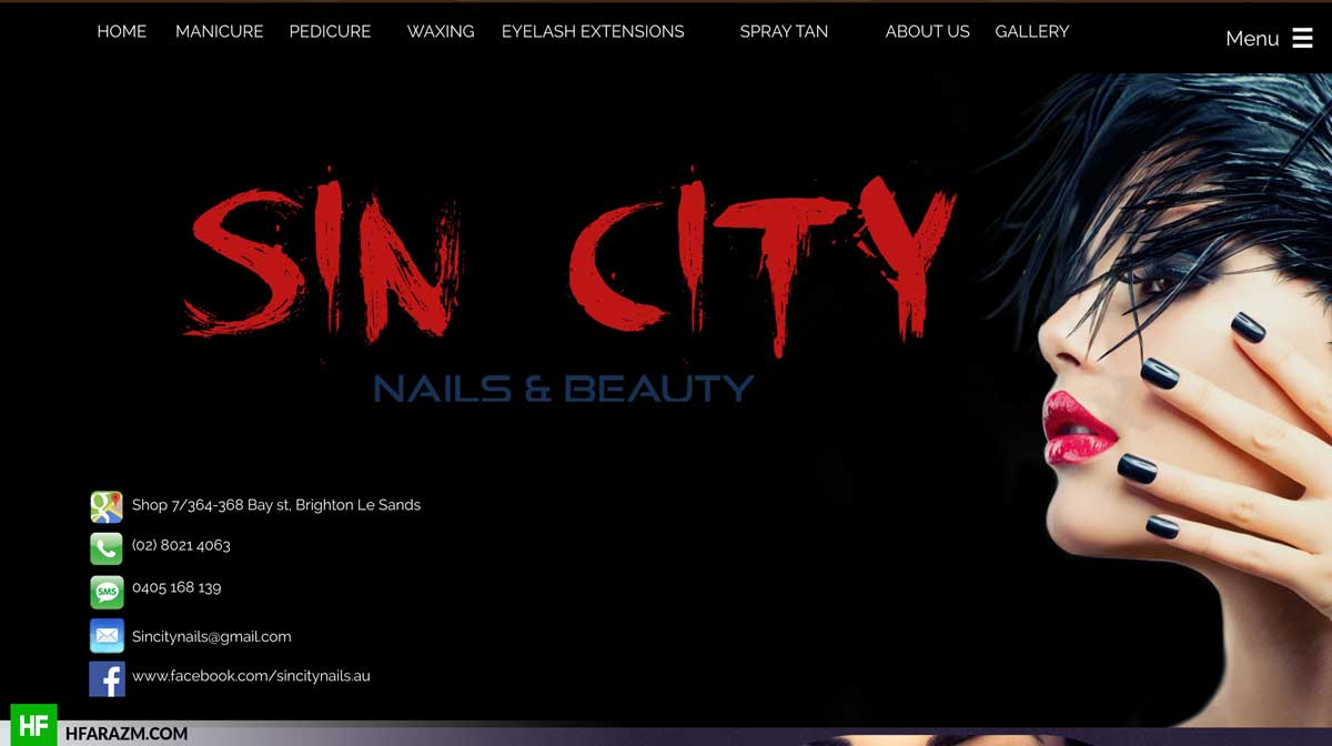 sin-city-home-page-web-design-development-seo-optimization-security-portfolio-hfarazm