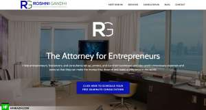 Roshni-Gandhi-Attorney-Law-California-web-design-portfolio-hfarazm