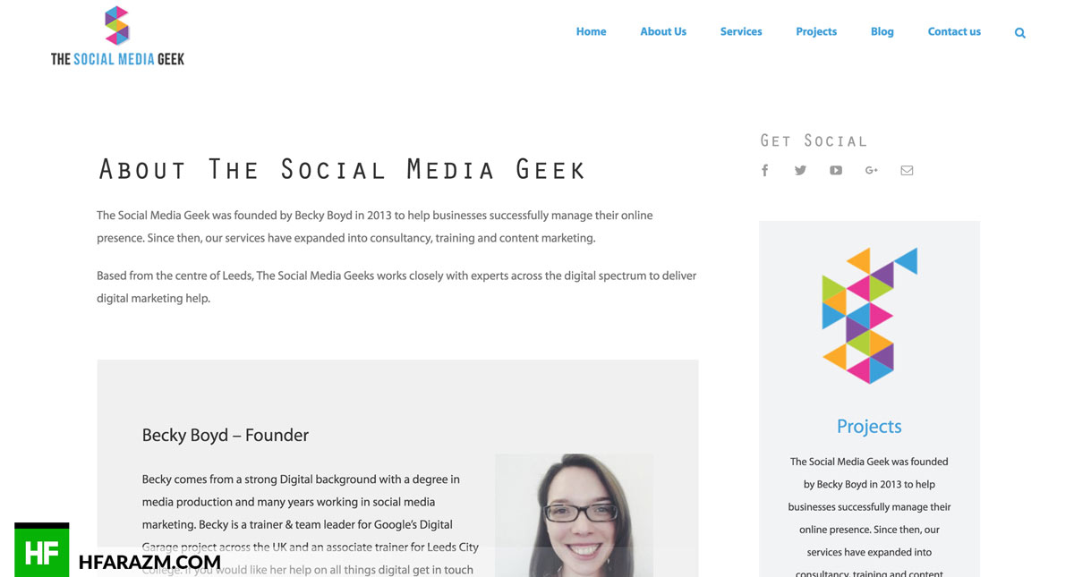 Social-media-geek-web-design-portfolio-Hfarazm