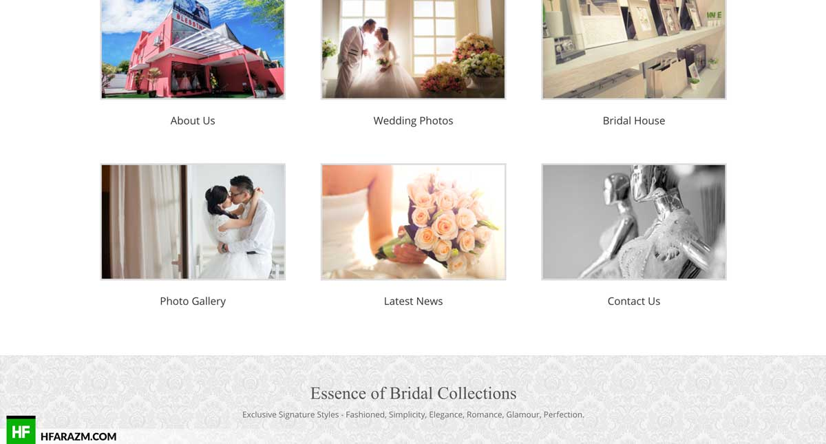 blessings-bridal-categories-design-development-optimization-portfolio-hfarazm