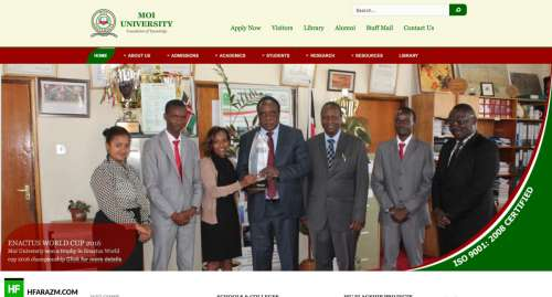 moi-university-kenya-homepage--development-portfolio-hfarazm