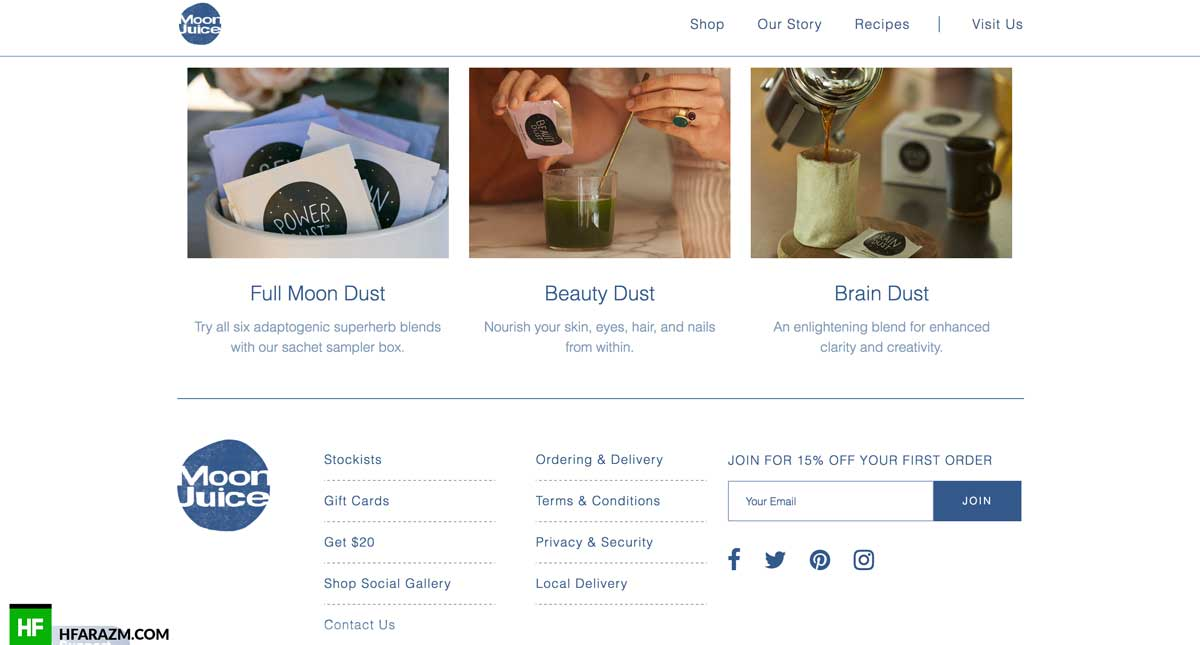 moon-juice-shop-footer-design-development-optimization-seo-security-portfolio-hfarazm
