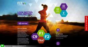 fit-forever-home-page-web design-development-optimization-seo-portfolio-hfarazm