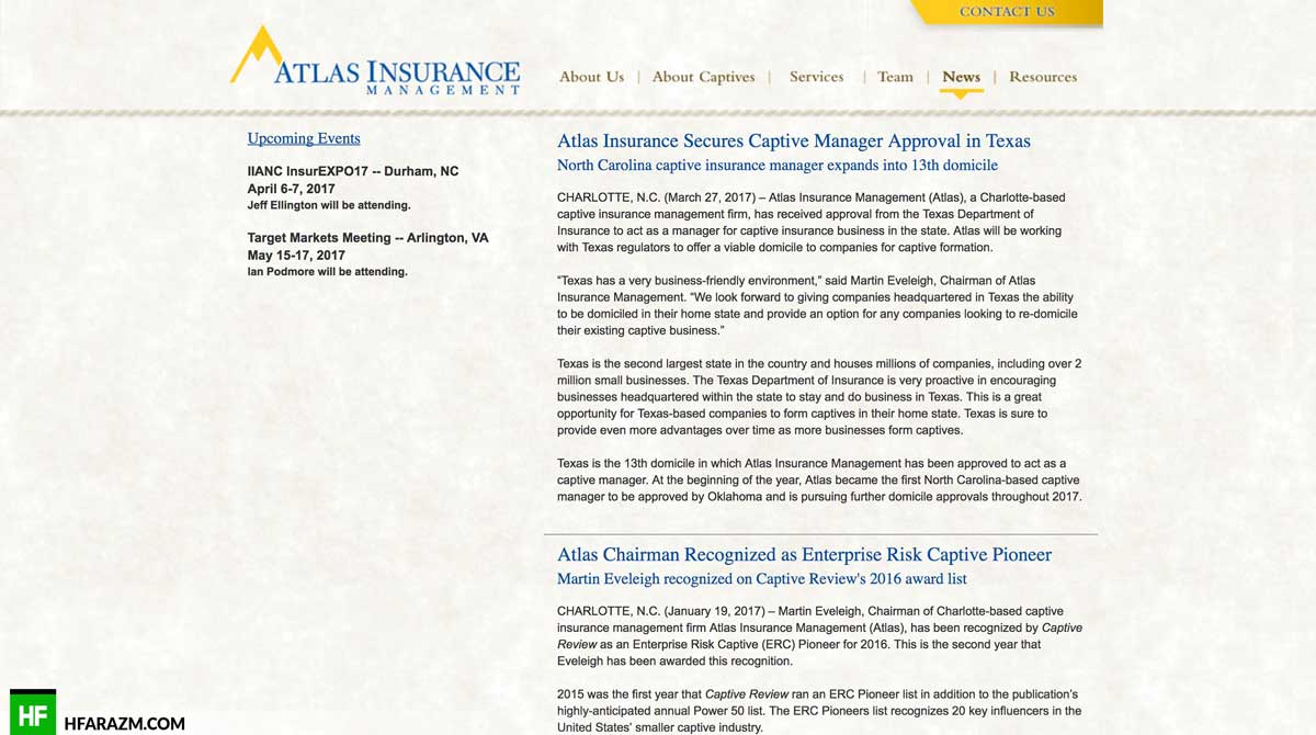 atlas-captives-news-page-web-design-development-optimization-portfolio-hfarazm