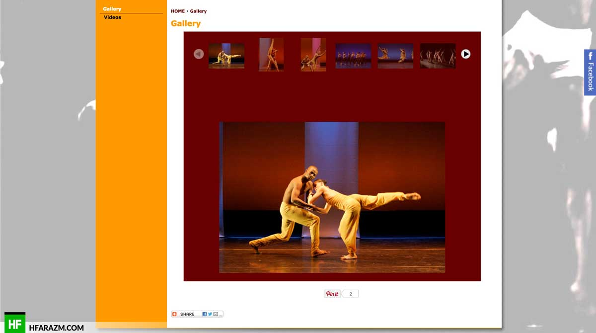 ballet-creole-gallery-page-web-design-development-optimization-portfolio-hfarazm