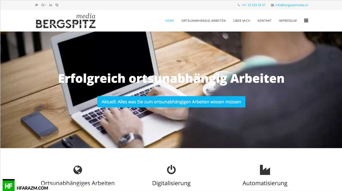 bergspitz-media-home-page-web-design-development-optimization-portfolio-hfarazm