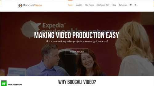 boocali-video-home-page-web-design-development-seo-optimization-portfolio-hfarazm