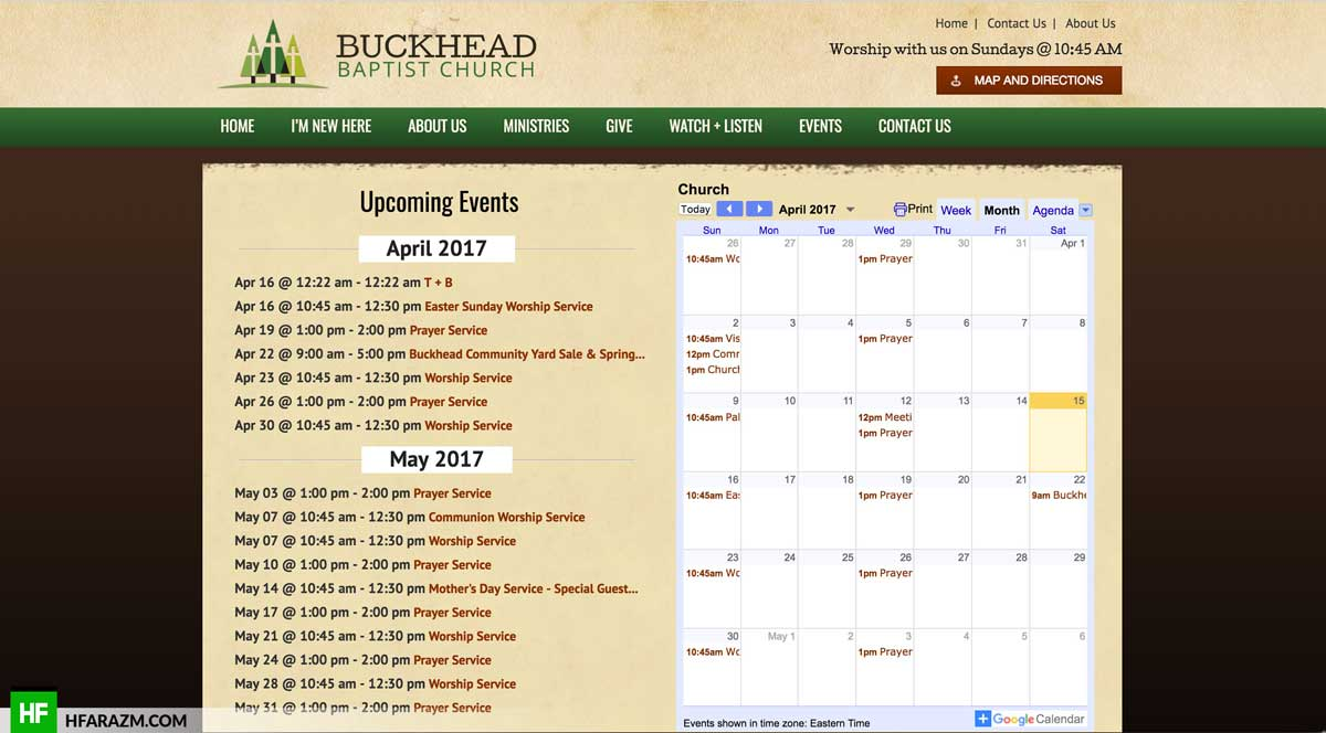 buckhead-baptist-events-page-web-design-development-optimization-portfolio-hfarazm