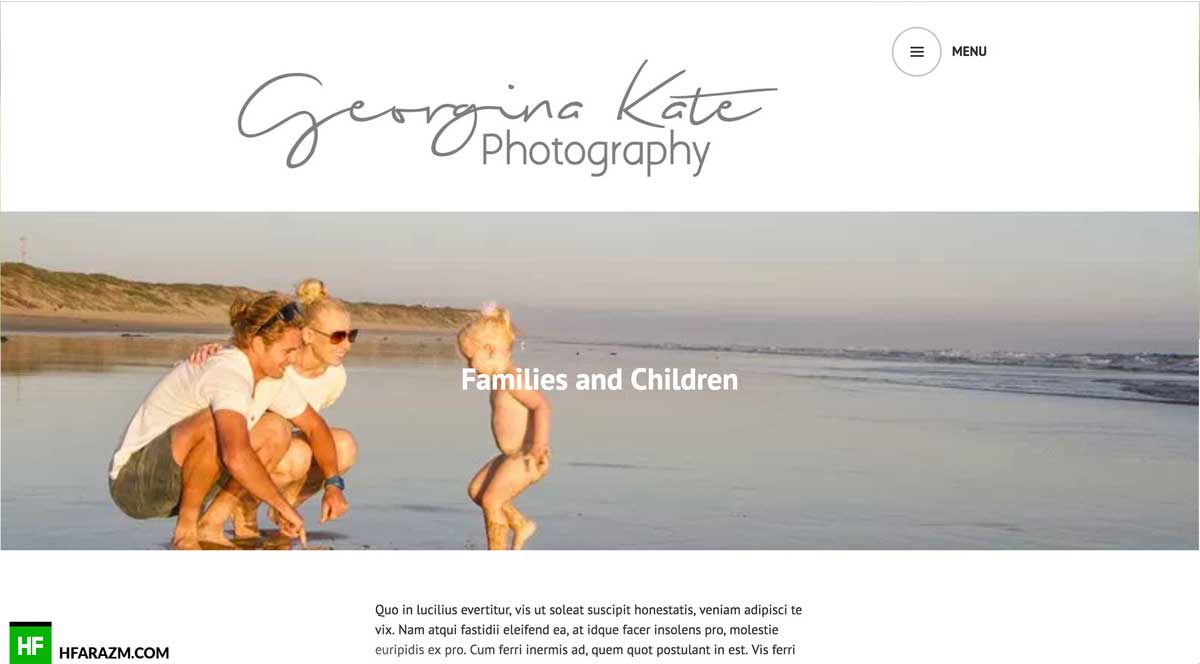 georgina-kate-families-children-page-web-design-development-portfolio-hfarazm