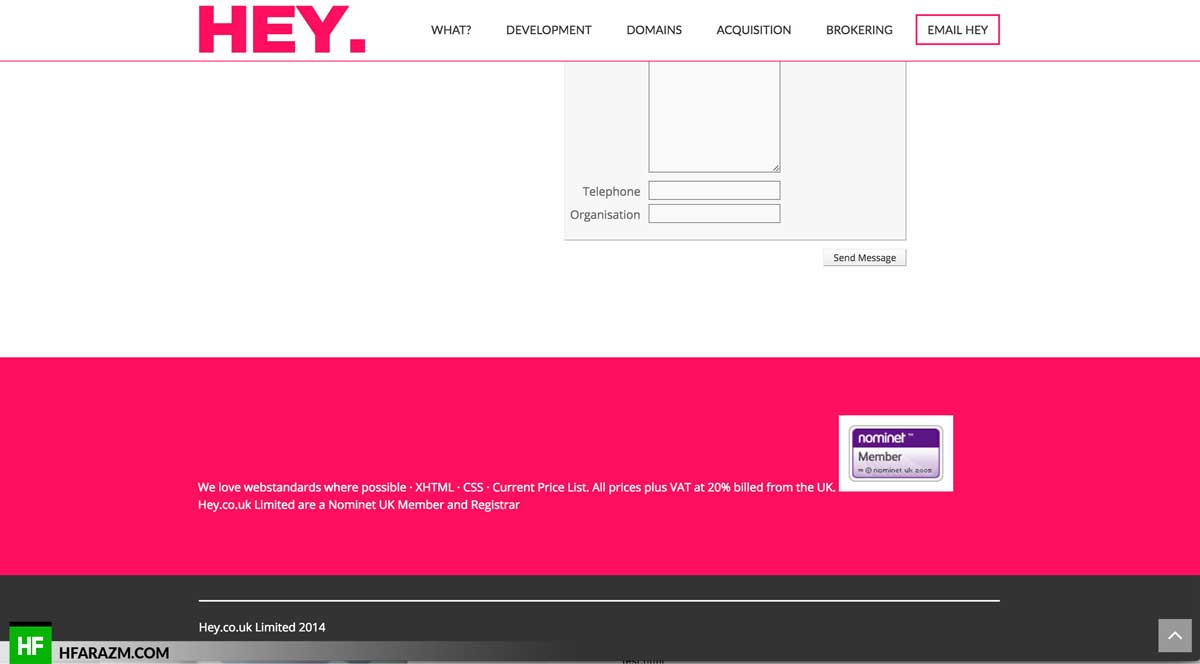 hey-emai-hey-page-web-design-development-optimization-portfolio-hfarazm