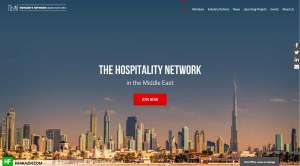hoteliers-network-home-page-web-design-development-portfolio-hfarazm