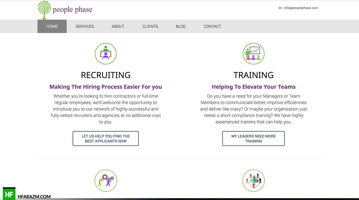 people-phase-home-recruitment-training-page-web-design-development-portfolio-hfarazm