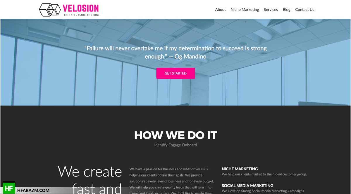 velosion-how-do-we-it-home-page-web-design-development-seo-optimization-portfolio-hfarazm