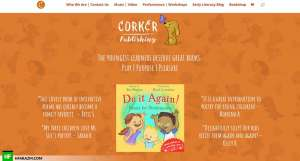 corker-publishing-home-page-web-design-customization-hfarazm-software-portfolio-design-agency