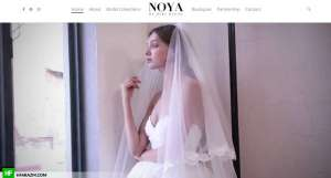 noya-bridal-home-page-web-design-development-security-hfarazm-software-portfolio-design-agency