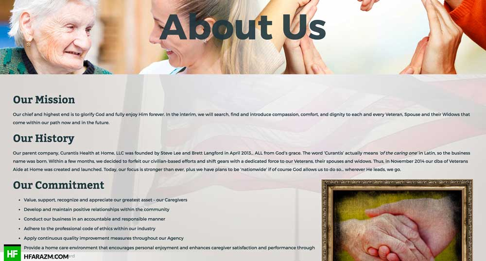 veterans-aide-about-us-web-design-seo-hfarazm-software-portfolio-design-agency