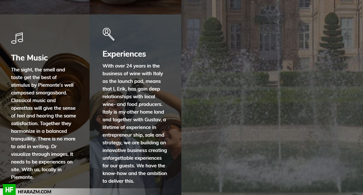 radical-life-tours-our-experince-web-design-portfolio-Hfarazm-