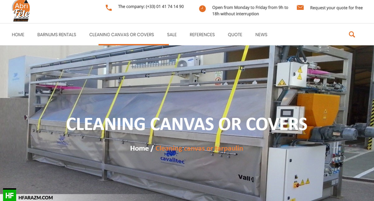 abrifete-idf-fv-cleaning-canvas-covers-web-design-portfolio-Hafrazm