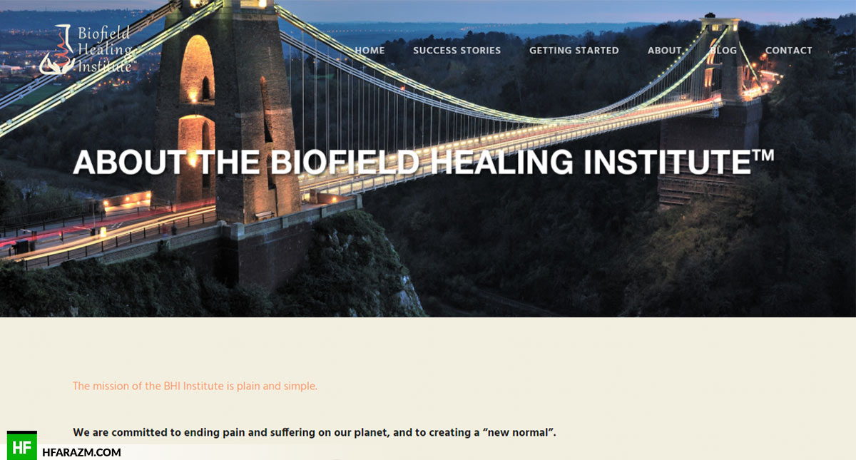 biofield-healing-institute-about-us-web-design-portfolio-Hafrazm