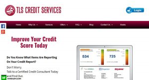 tls-credit-repair-home-page-web-design-portfolio-Hafrazm