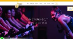 Handlebarcycling Home Page Web Design and Development by Hfarazm Software